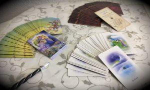 Kartenlegen Tarot Karten Lenormand Karten Orakel Karten