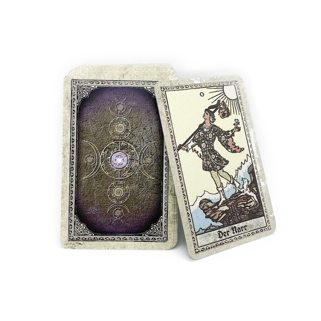 Tarotkarten Smith-Waite
