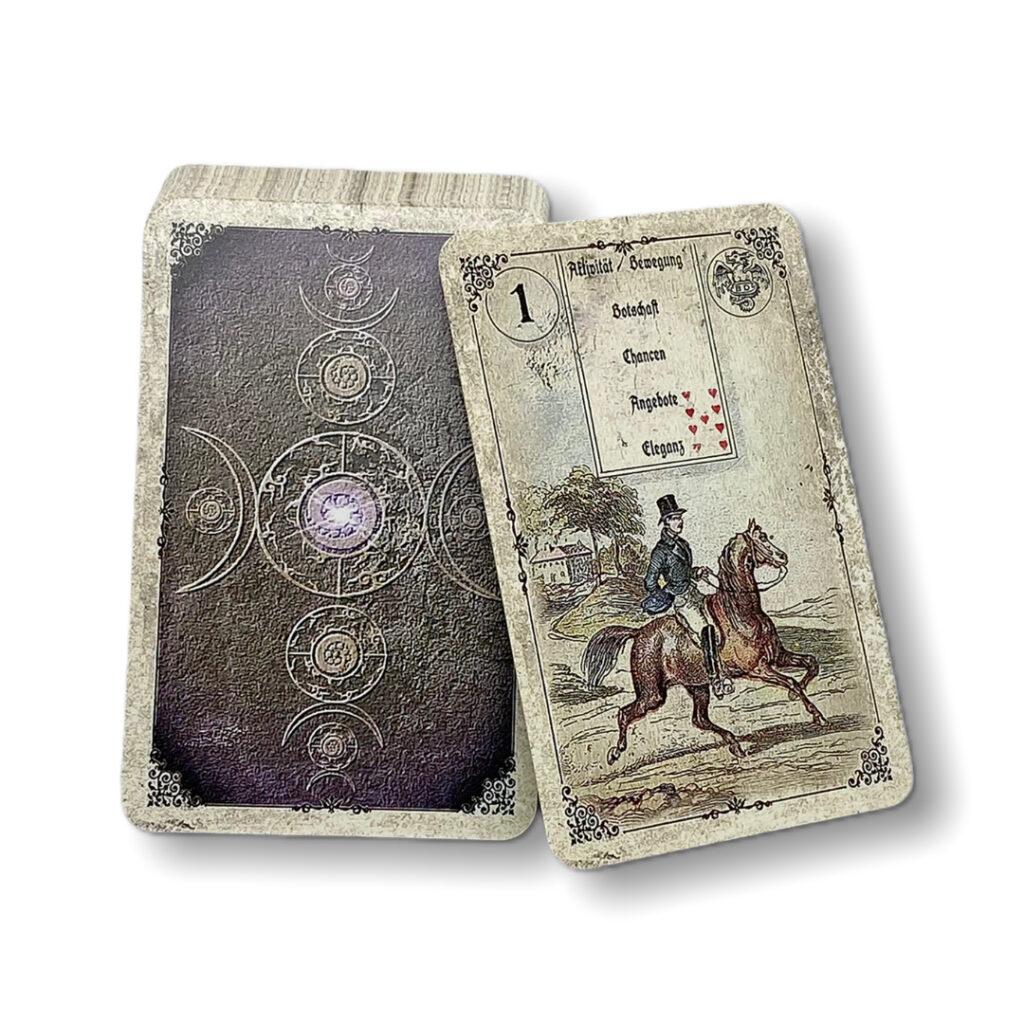 Lenormandkarten Tarotkarten