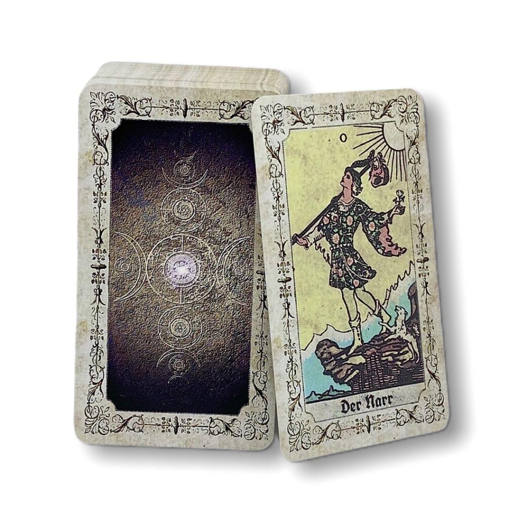 Tarotkarten Lenormandkarten Tarot Tücher Kartenlegen Häuserschablonen